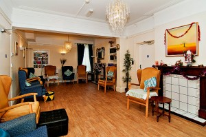 Penny Pot Care Home sitting room